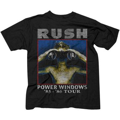 "Rush ""Power Windows"""