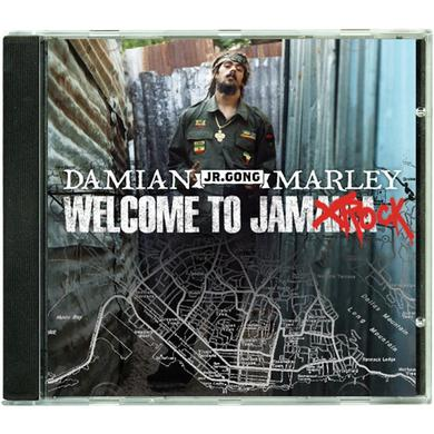 "Damian Marley ""Welcome to Jamrock"" CD"