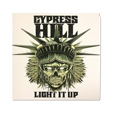 "Cypress Hill ""Light It Up"" 7"" Vinyl Single"