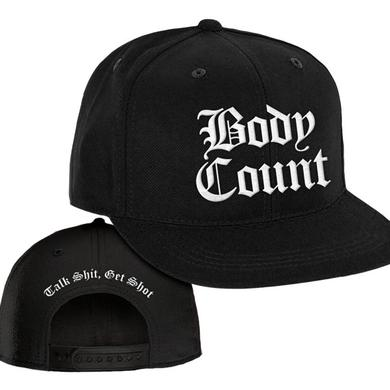 Body Count Black Snap Back Hat