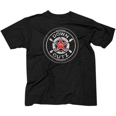 DOWN N OUTZ Down N' Outz Star Logo T-Shirt