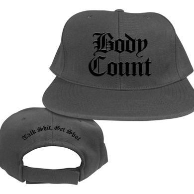 Body Count Grey Snap Back Hat