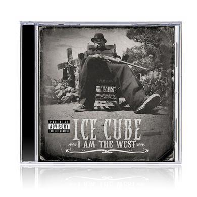 "Ice Cube ""I Am The West"" CD"