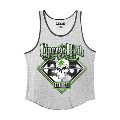 "Cypress Hill ""25th Anniversary Tour"" tank top"