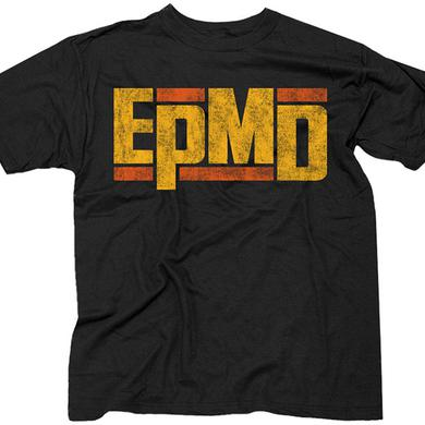 "EPMD ""Classic Logo"" Men's Black T-shirt"