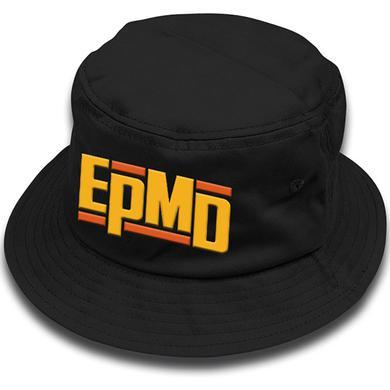 "EPMD ""Classic Logo"" Black Bucket Hat"