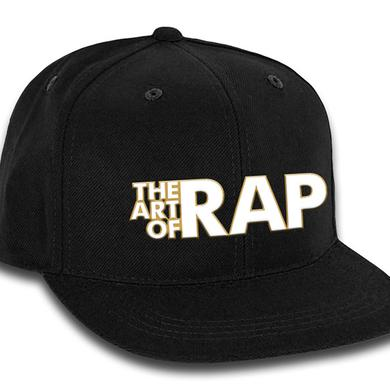 "Art of Rap ""Logo"" Snap Back Hat"
