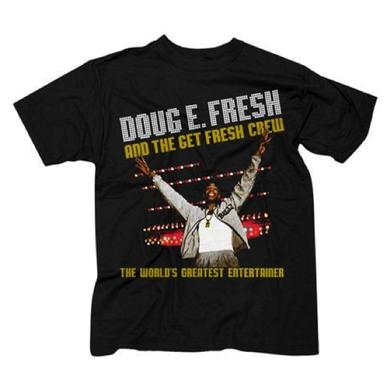 "Doug E. Fresh ""The World Greatest"" T-shirt"