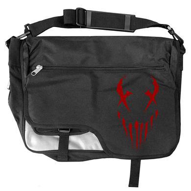 "Mushroomhead ""X-Face"" Messenger Bag Black/Red"