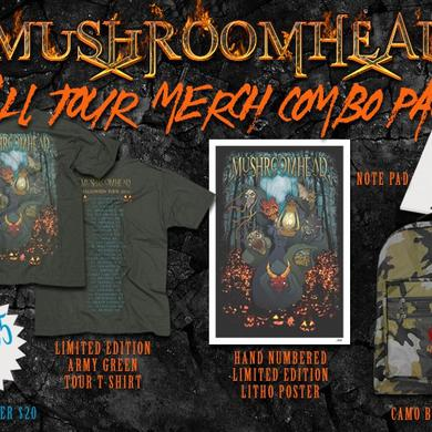 Mushroomhead Fall Tour 2016 Merch Combo Pack