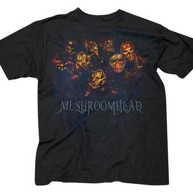 Mushroomhead December 2016 tour t-shirt