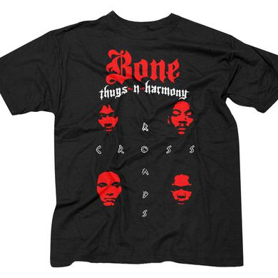 "Bone Thugs-n-Harmony ""Crossroads"" t-shirt"