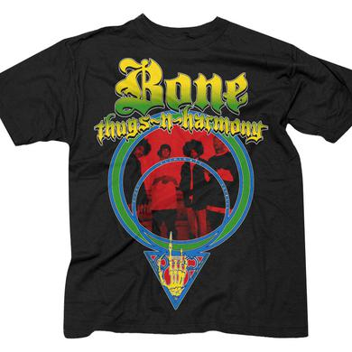 "Bone Thugs-n-Harmony ""I.E.S."" t-shirt"