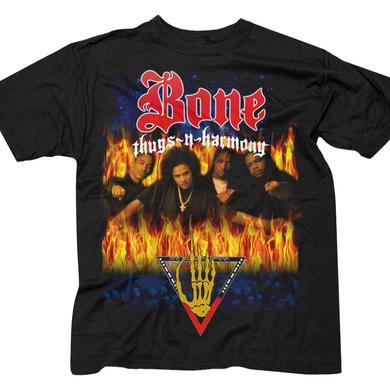 "Bone Thugs-n-Harmony ""Look Into My Eyes"" t-shirt"