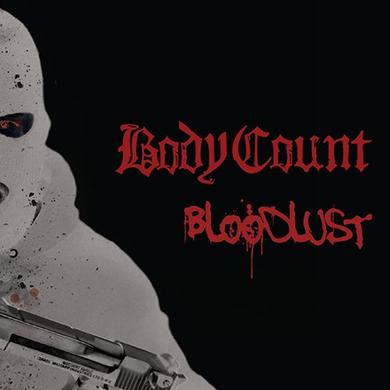 "Body Count ""Bloodlust"" CD"