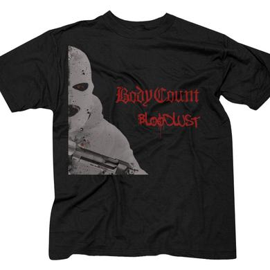 "Body Count ""Bloodlust Album"" t-shirt"