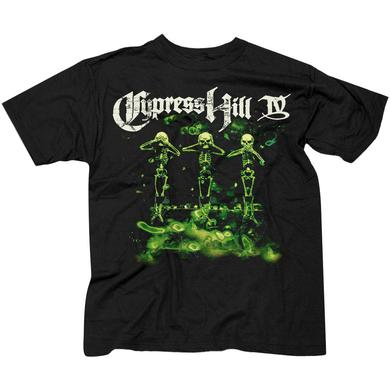 "Cypress Hill ""IV"" t-shirt"