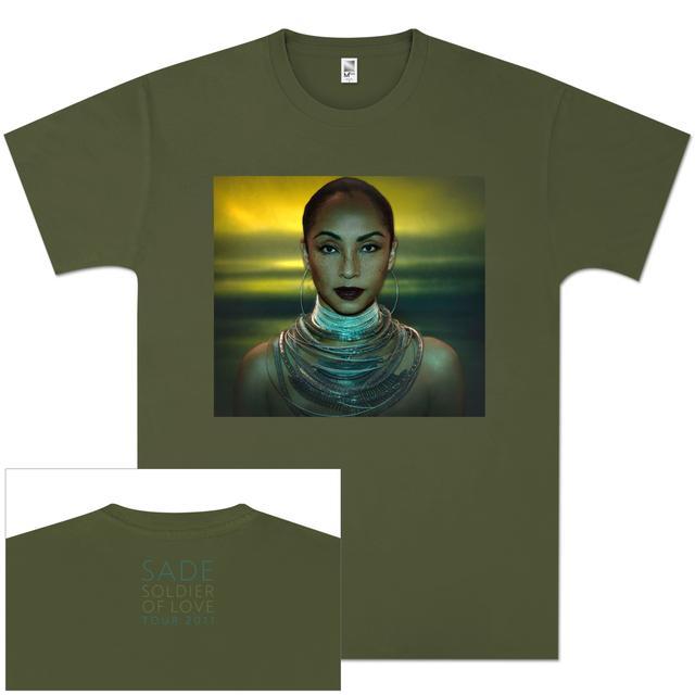 Sade Soldier Fade T-Shirt