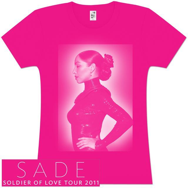 Sade Glow Girlie T-Shirt