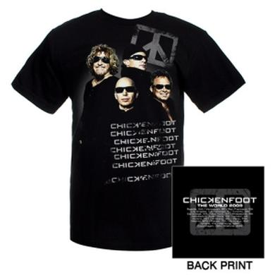Chickenfoot Photo Tee