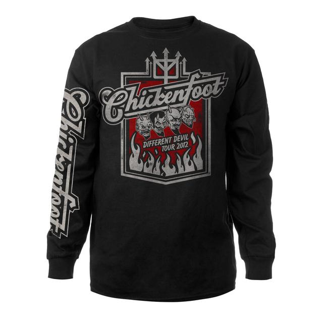 Chickenfoot Long Sleeve Tee
