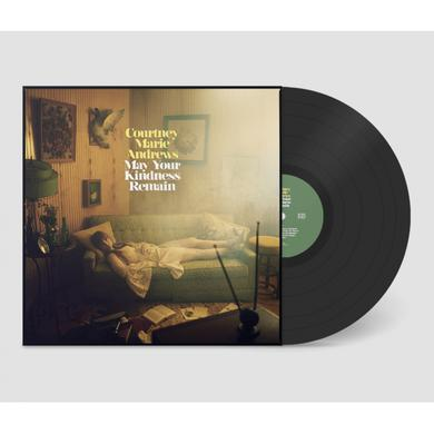 """Courtney Marie Andrews May Your Kindness Remain 12"""" Vinyl (Black)"""