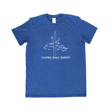 Courtney Marie Andrews Cactus T-Shirt