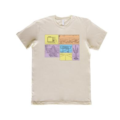 Courtney Marie Andrews Story Board T-Shirt