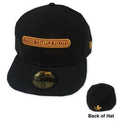 Stone Temple Pilots New Era 59Fifty Fitted Hat