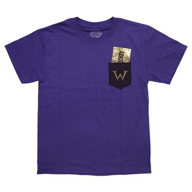 Charlie and the Chocolate Factory Youth Golden Ticket Tee