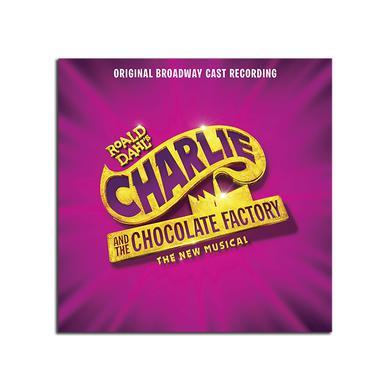 Charlie and the Chocolate Factory Original Cast Album