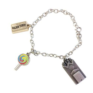 Charlie and the Chocolate Factory Charm Bracelet