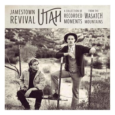 Jamestown Revival Utah Vinyl