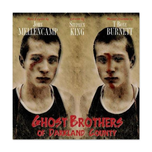 John Mellencamp Ghost Brothers of Darkland (Enhanced CD) Standard Edition
