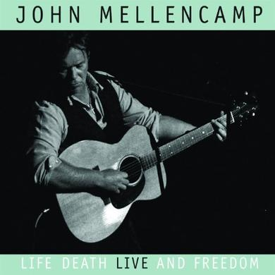 John Mellencamp Live And Freedom