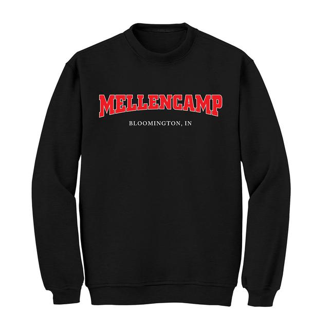 John Mellencamp Bloomington Pullover Sweater