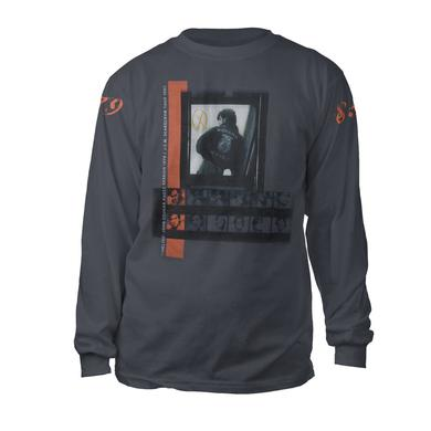 John Mellencamp Retro Photo Long-Sleeve T-Shirt