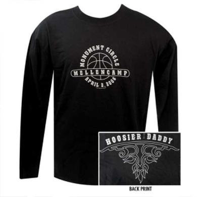 John Mellencamp Hoosier Daddy Limited Edition Long-Sleeve T-Shirt