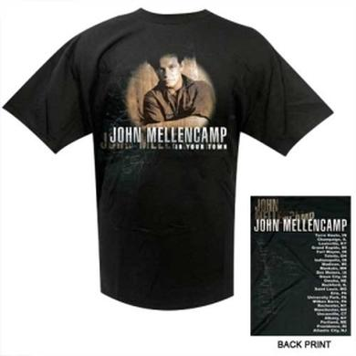 John Mellencamp In Your Town '07 Tee