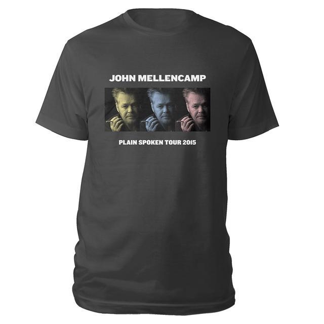 John Mellencamp Warhol Tee