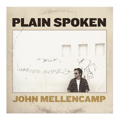 John Mellencamp Plain Spoken Vinyl