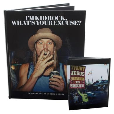 I'm Kid Rock, What's Your Excuse?' 2nd Edition Book