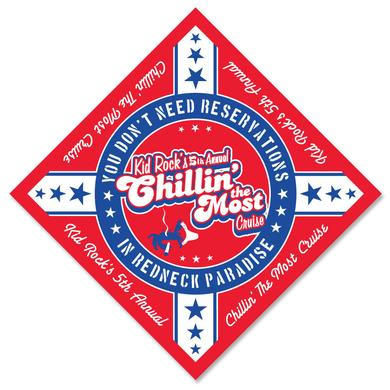 Kid Rock 5th Annual Chillin' The Most Bandana