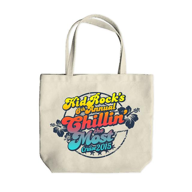 Kid Rock 6th Annual Chillin' The Most Cruise 2015 Tote