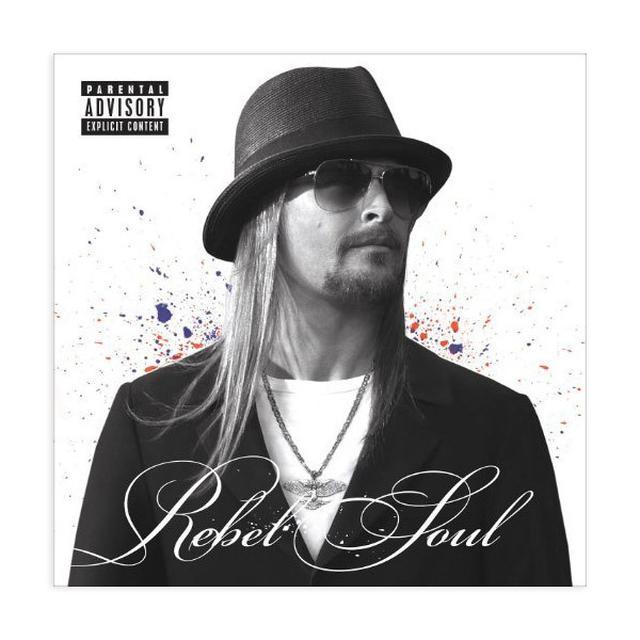Kid Rock Rebel Soul CD