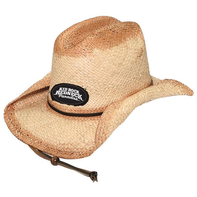 Kid Rock Redneck Paradise Cowboy Hat