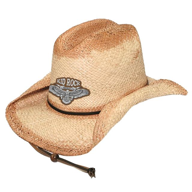 Kid Rock American Badass Cowboy Hat