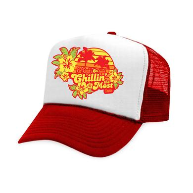 Kid Rock 6th Annual Chillin' The Most Cruise 2015 Palms Trucker Hat