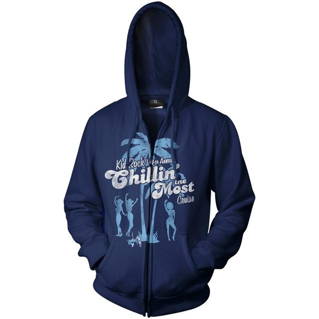 Kid Rock's 4th Annual Cruise Zip-Up Hoodie