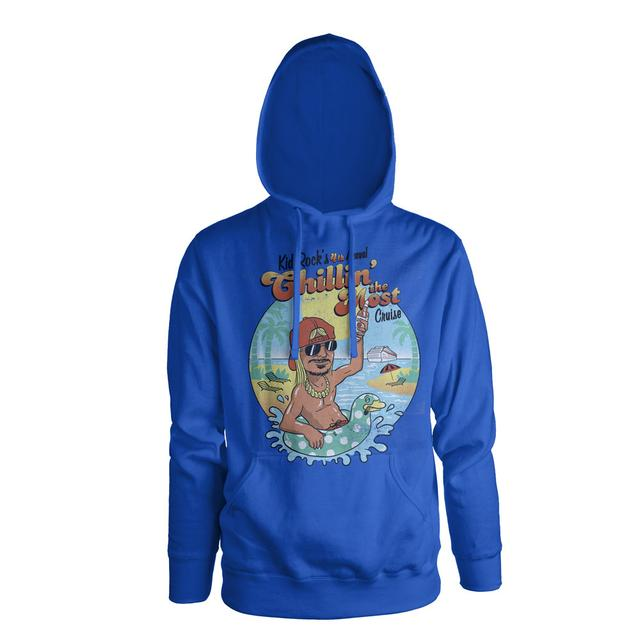 Kid Rock 4th Annual Cruise Pullover Hoodie